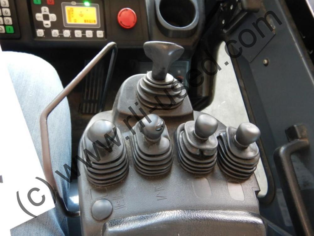 TOYOTA TRAIGO 80V MODEL 8FBMT25