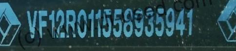 broj šasije